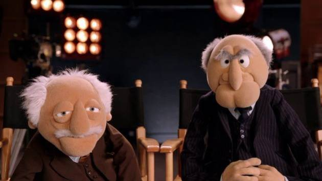 Waldorf & Statler - Muppets Most Wanted Featurette