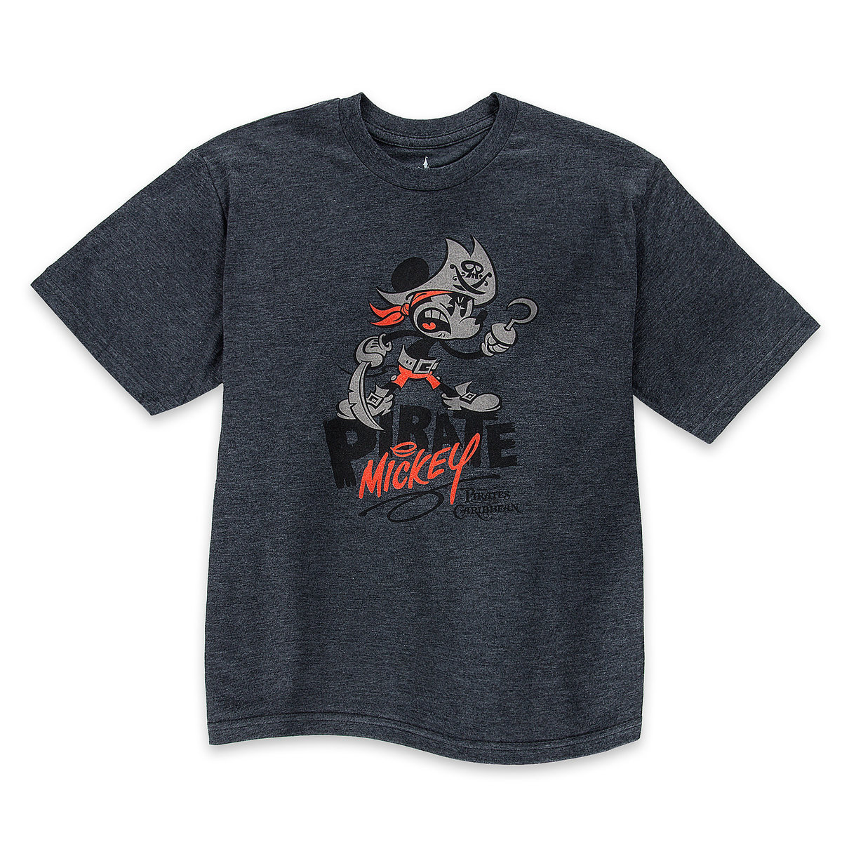 Mickey Mouse Pirates of the Caribbean Tee for Boys
