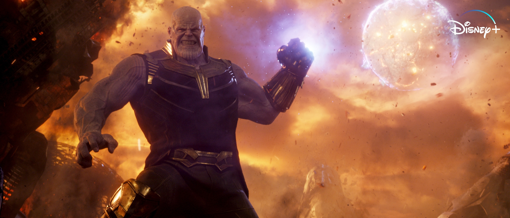 Avengers: Infinity War Hero Streaming