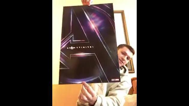 Avengers: Infinity War - Teaser Poster Reveal