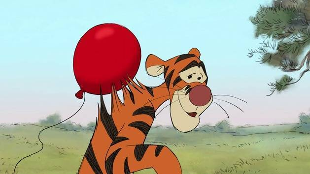 Tigger's Balloon | The Mini Adventures of Winnie The Pooh