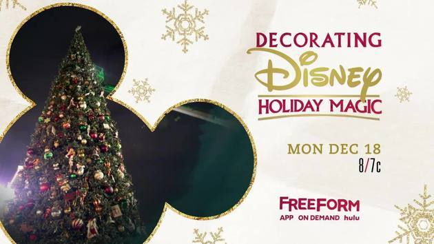 video thumbnail for decorating disney holiday magic