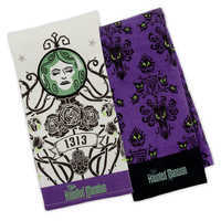 Image of The Haunted Mansion Dish Towel Set # 1