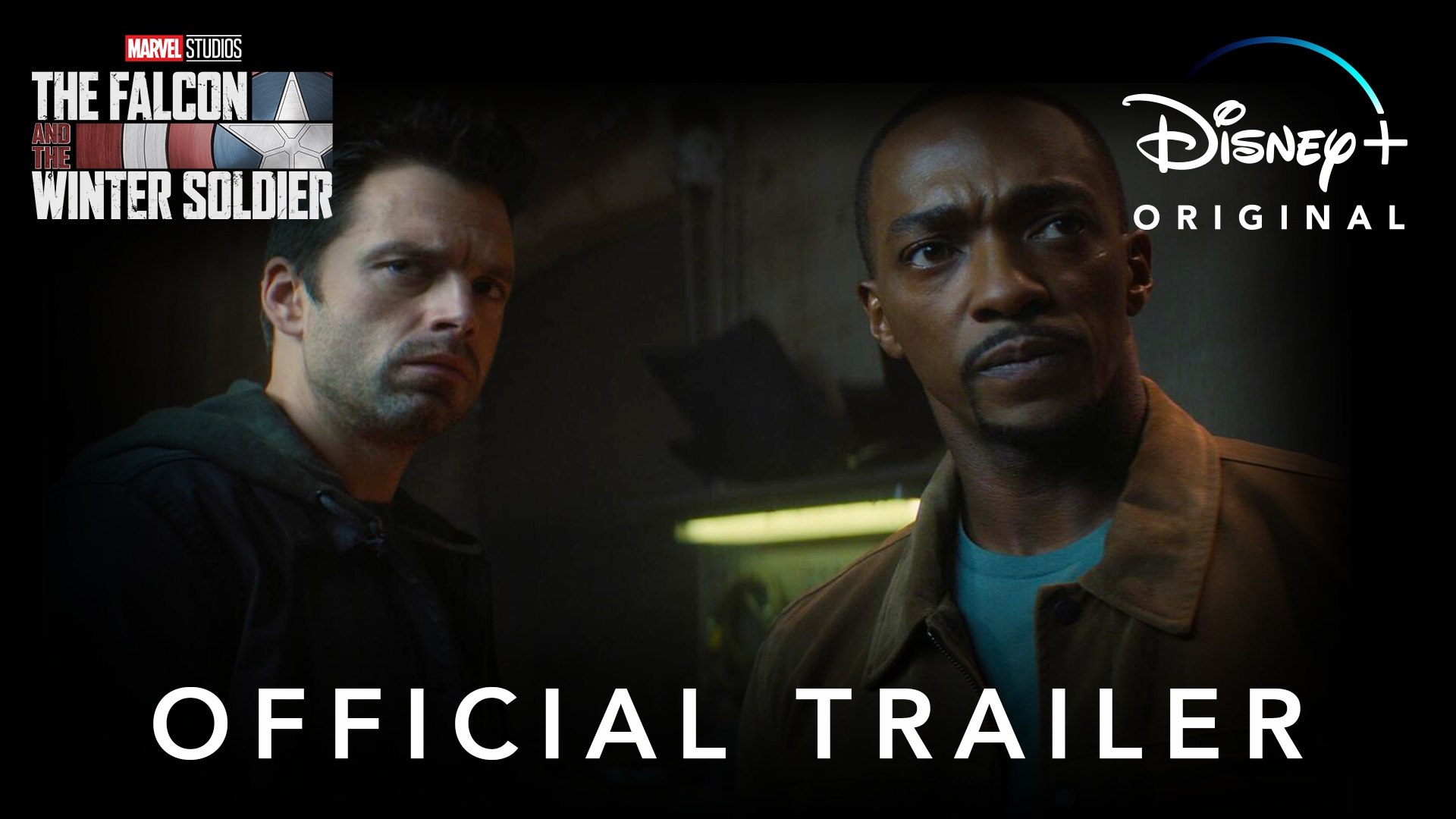The Falcon and the Winter Soldier | Official Trailer | Disney+