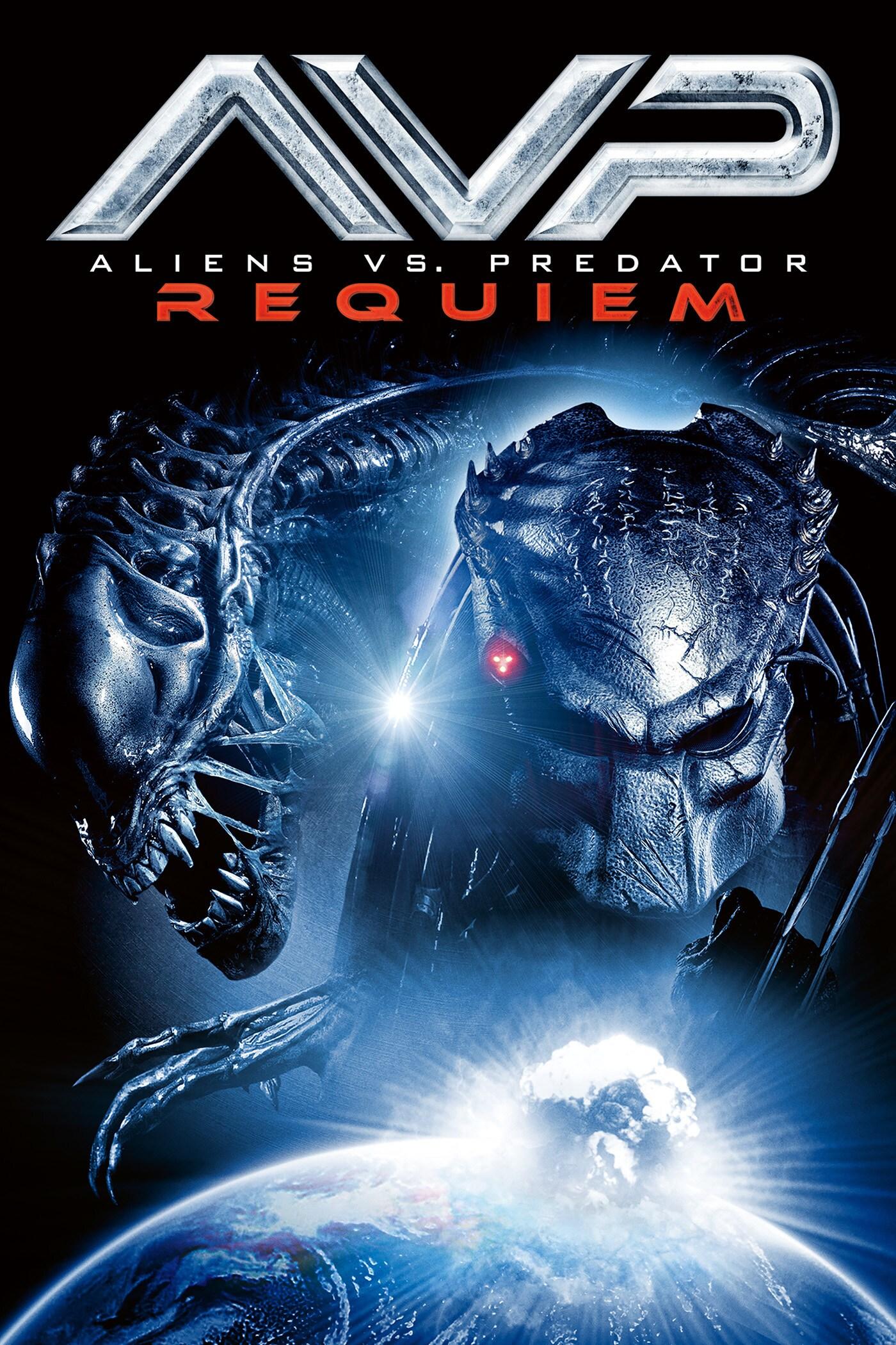 AVP: Aliens vs. Predator - Requiem movie poster