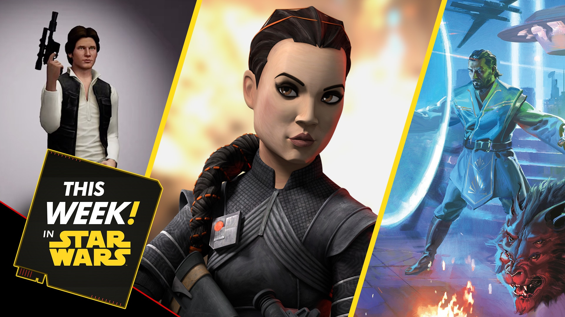 Fennec Shand Gets Animated, Han Solo Joins the Game, and More!