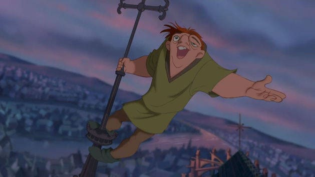 Out There - Clip - The Hunchback of Notre Dame