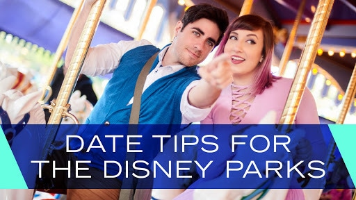5 Disney Couples Share Date Tips for the Disney Parks