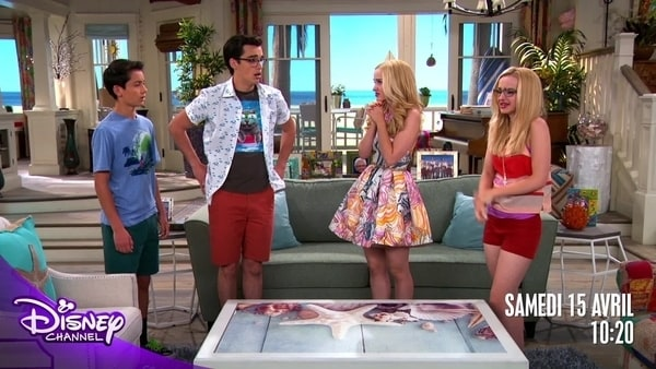 Episode final de Liv & Maddie - Samedi 15 avril à 9h