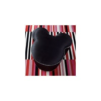 Mickey Mouse Pull-Up Ottoman by Ethan Allen - Black