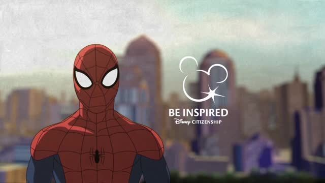 Marvel on Disney XD | Spider-Man | Disney Summer of Service
