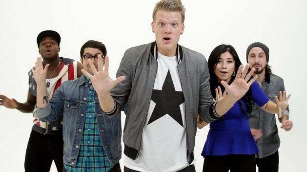 """Cruisin' for a Bruisin'""  Pentatonix Cover - Teen Beach Movie"