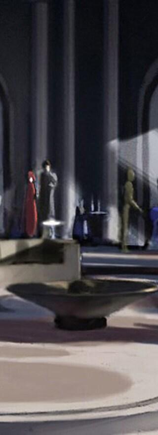 Evil Plans Concept Art Gallery