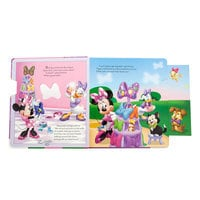 Minnie Mouse CarryAlong Play Book