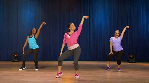 Good Is The New Bad Dance Instructional #2