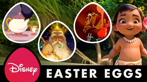 Disney Movie Easter Eggs | Oh My Disney