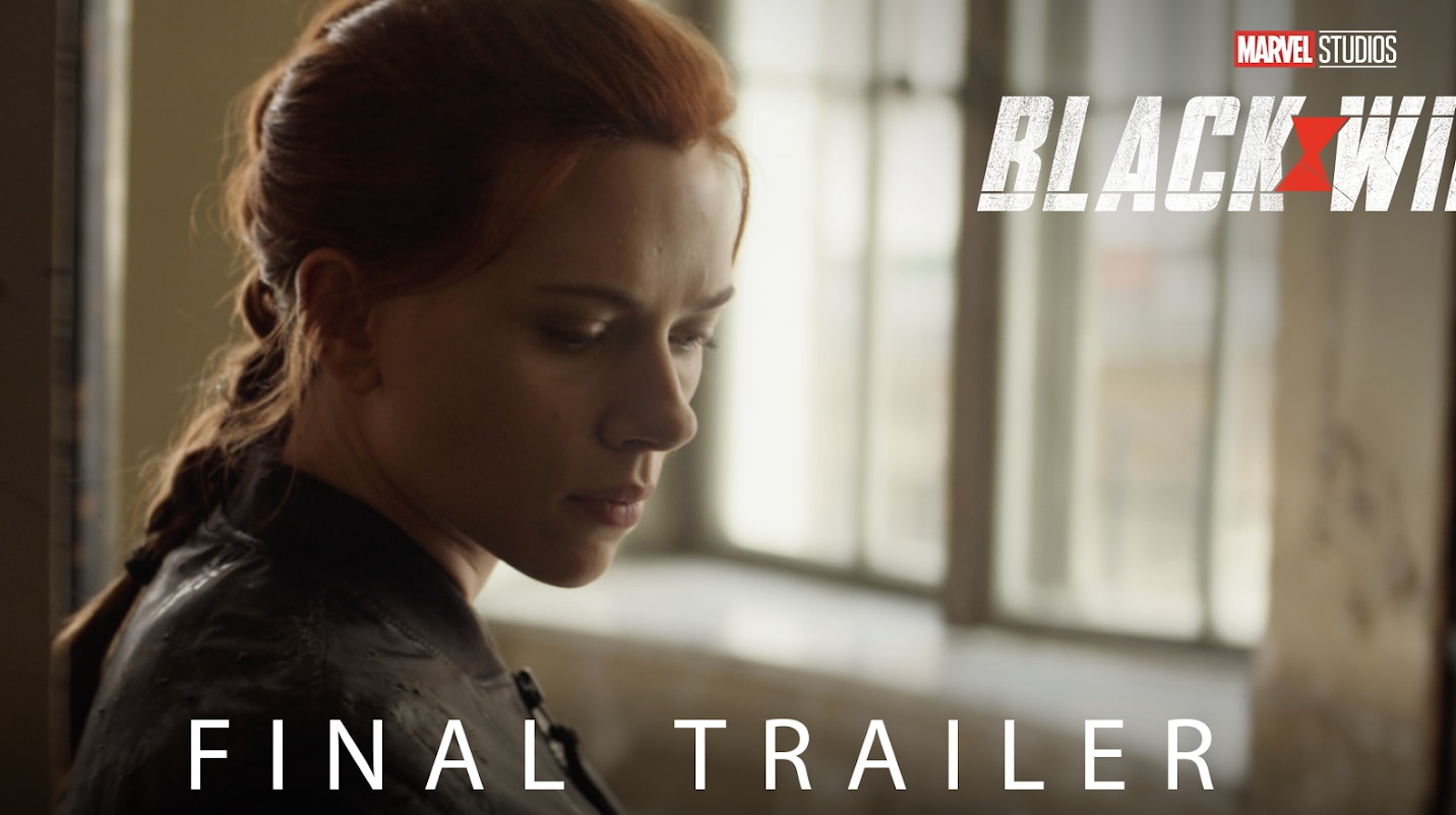 Marvel Studios Black Widow – Final Trailer