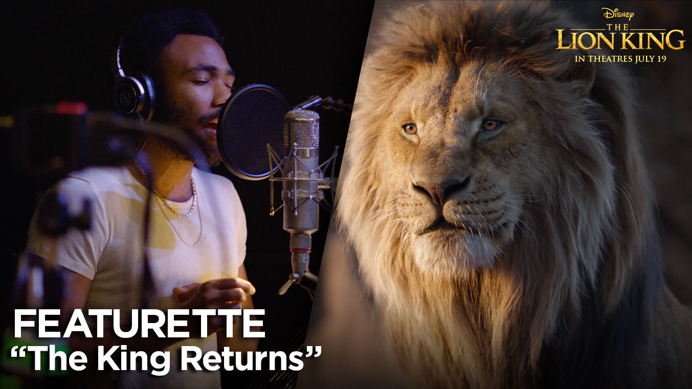 "The King Returns"" Featurette 
