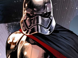 SWCO 2017: Marvel Reveals Captain Phasma Miniseries Bridging The Force Awakens and The Last Jedi – Exclusive