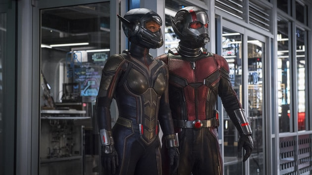 Marvel Studios: Ant-Man and the Wasp Trailer