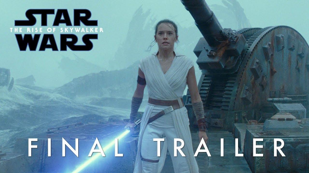 ตัวอย่างสุดท้าย Star Wars: The Rise of Skywalker
