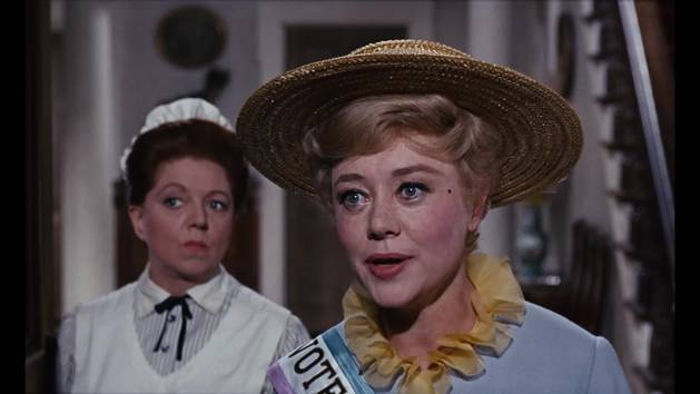 Winnifred - Mary Poppins - Madres