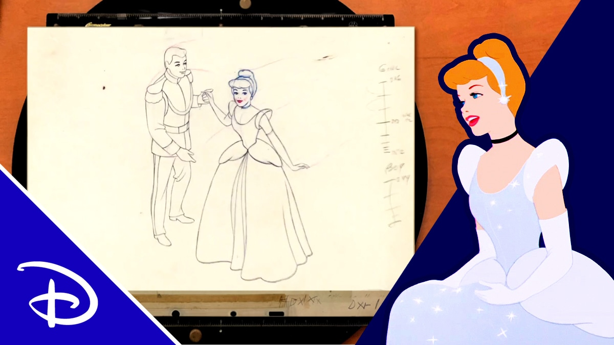 Imagination to Animation: Cinderella | Disney