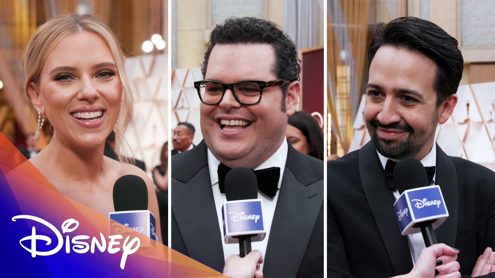 Disney at the 2020 Oscars | Disney