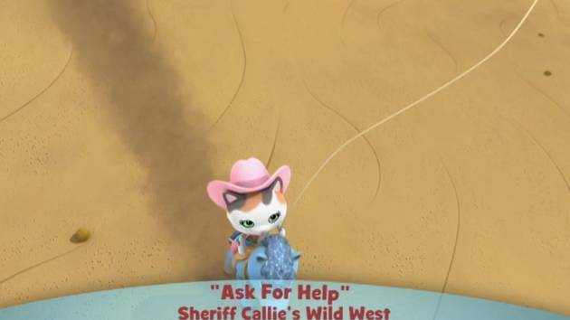 Sheriff Callie's Wild West: Ask For Help - Music Video