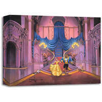 Image of Beauty and the Beast ''Tale as Old as Time'' Giclée by Rodel Gonzalez # 1
