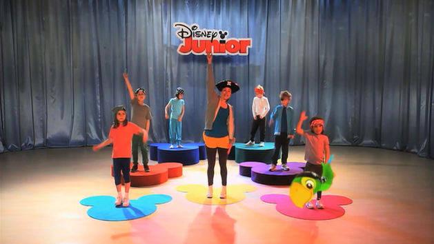 Dans med Disney Junior - Kast loss, med oss