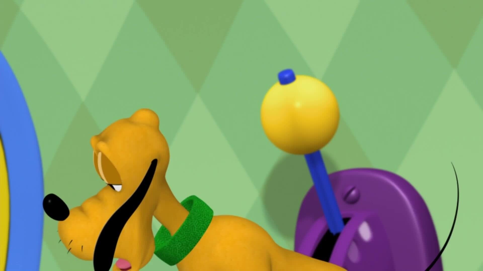 Micky Maus Wunderhaus - Die große Zirkusshow