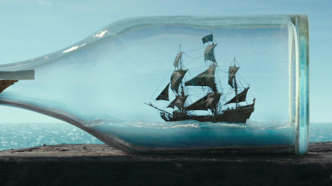 Карибски пирати: Отмъщението на Салазар - трейлър