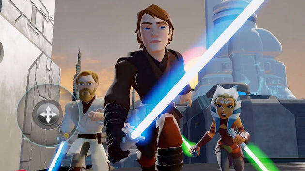 แอพ Disney Infinity: Toy Box 3.0