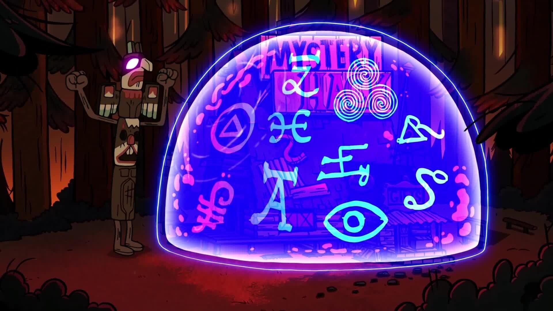 Willkommen in Gravity Falls - Seltsamageddon 3: Gravity Falls gehört uns!