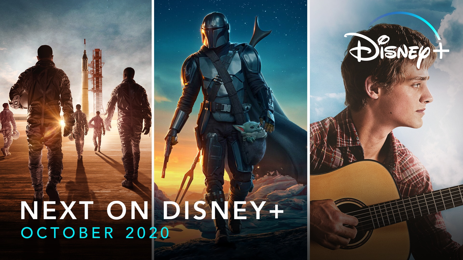 Next On Disney+ - October 2020 | Disney+ | Now Streaming