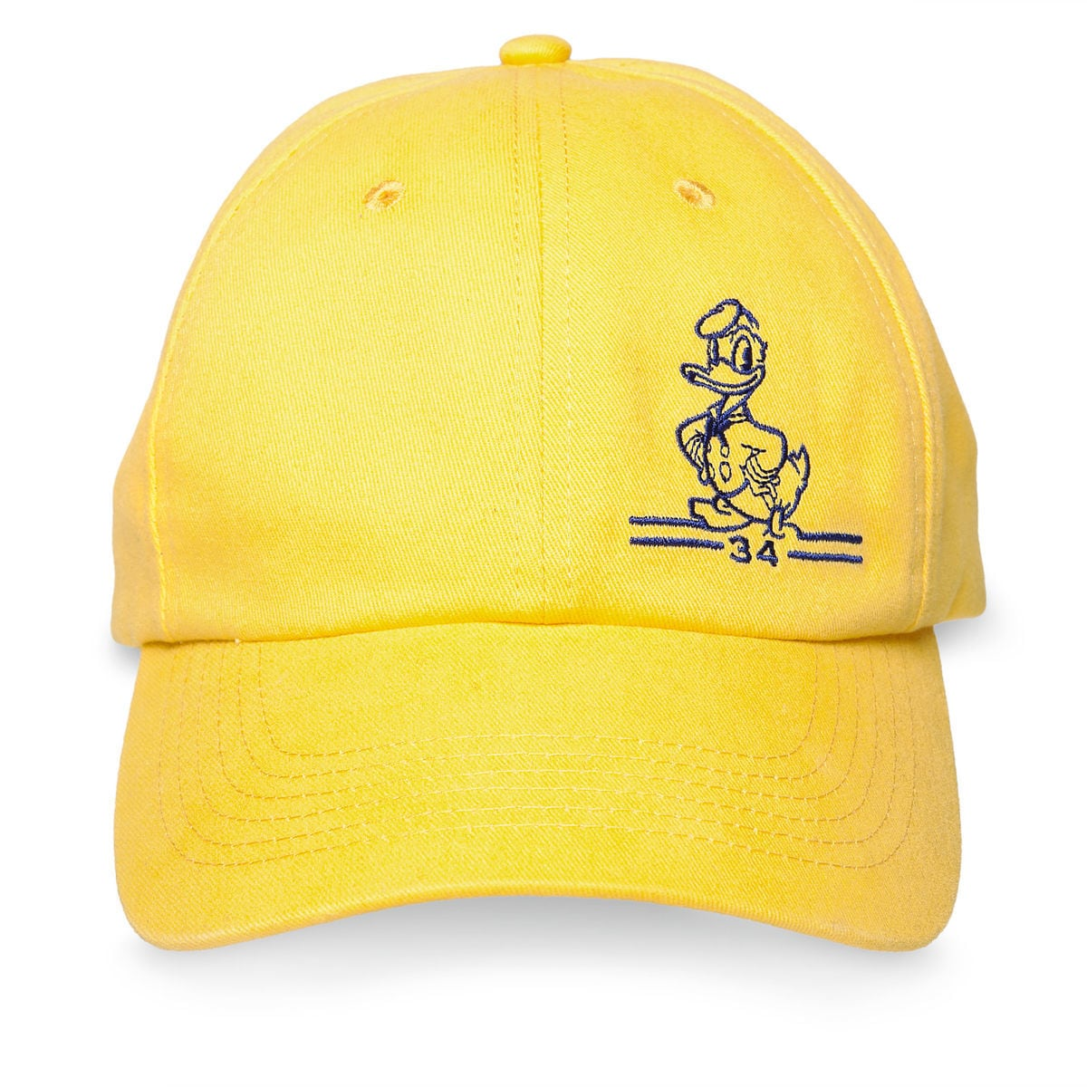 Product Image of Donald Duck Baseball Cap for Adults   1 d0bbee7b5ef