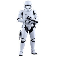 Image of First Order Stormtrooper Sixth Scale Figure by Hot Toys - Star Wars # 1