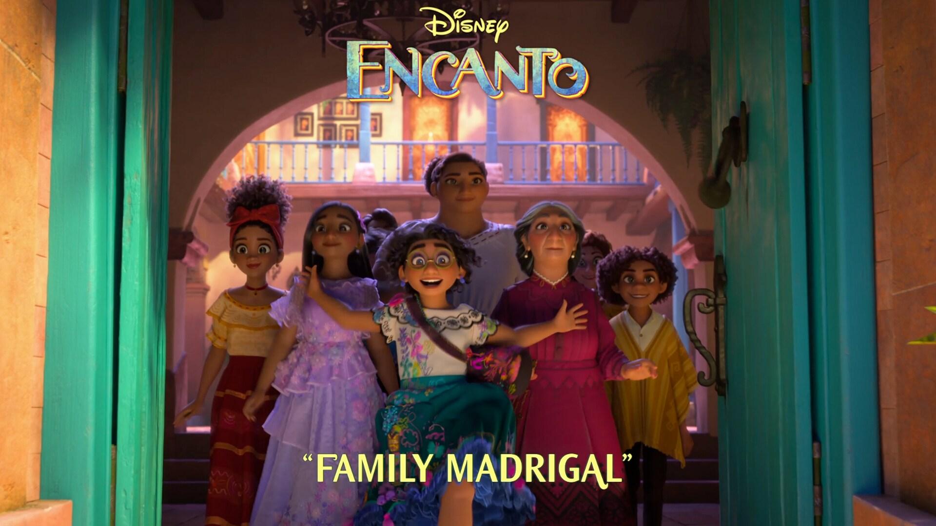 Family Madrigal