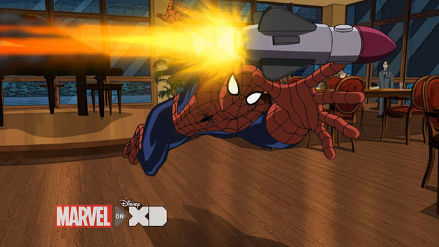 Ultimate Spider-Man - Smakfull kamp