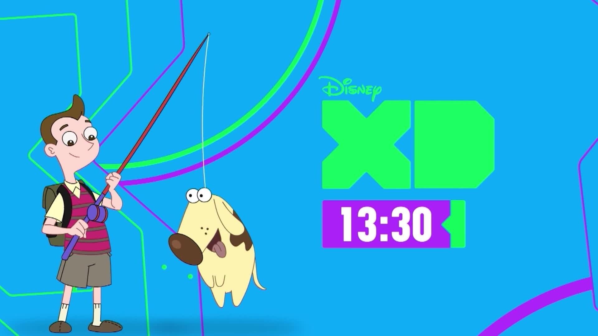 """Nuevos episodios de """"La ley de Milo Murphy"""" en Disney XD."""