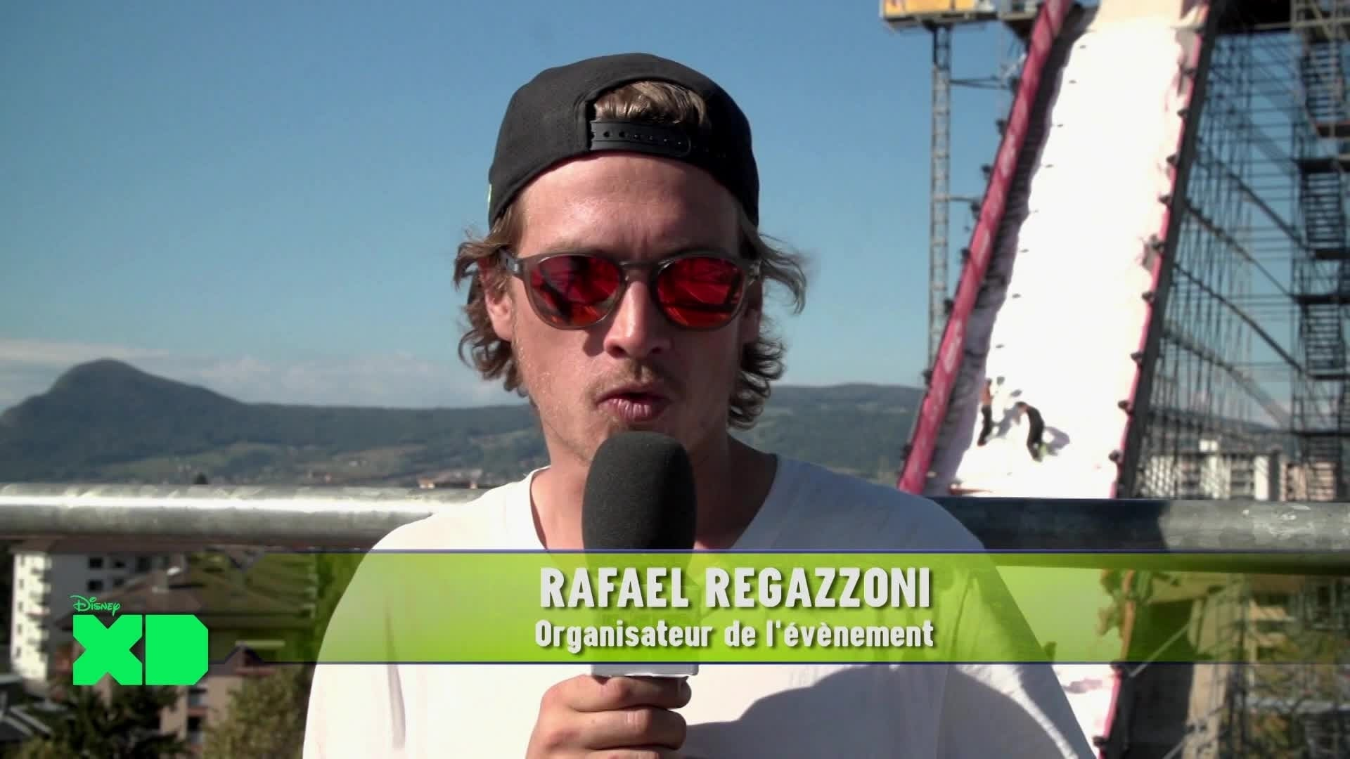 Disney XD Sport News - Annecy : Big Air