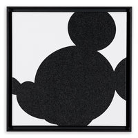 Mickey Mouse ''Mickey Quartet Part IV'' Framed Giclée on Canvas by Ethan Allen