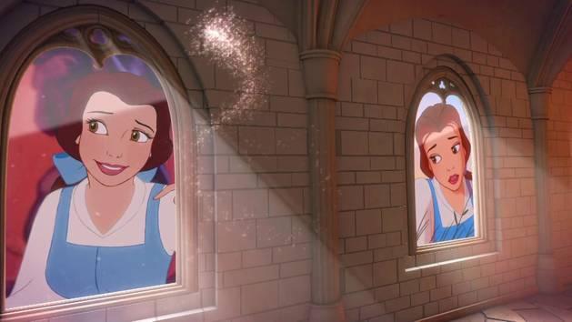 Princesses Academie - Découvrez la mode avec Belle