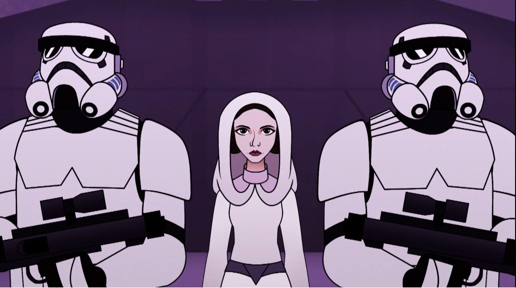 Star Wars: Fuerzas del destino - Recompensa de problemas