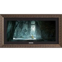 Image of ''Belle Visits the West Wing'' Limited Edition Giclée - Beauty and the Beast - Live Action Film # 1
