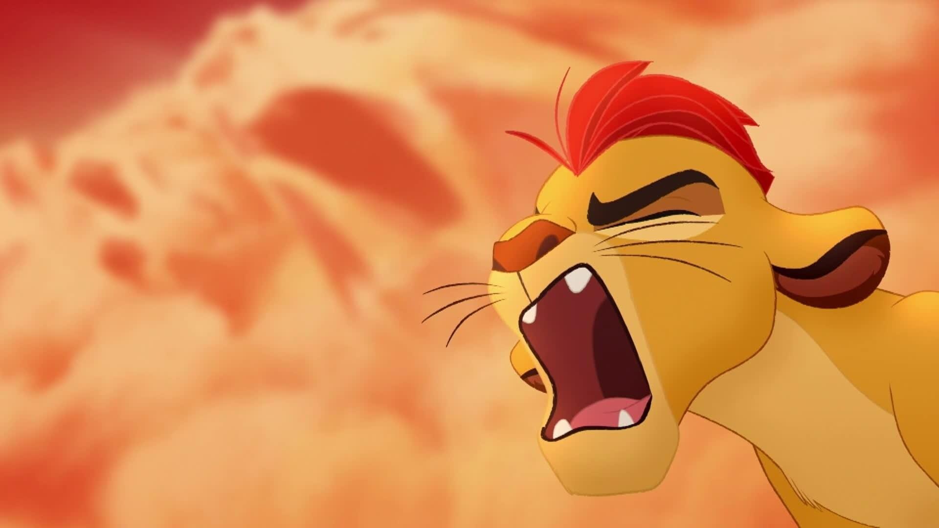 La Guardia del León, nuevos episodios en Disney Junior