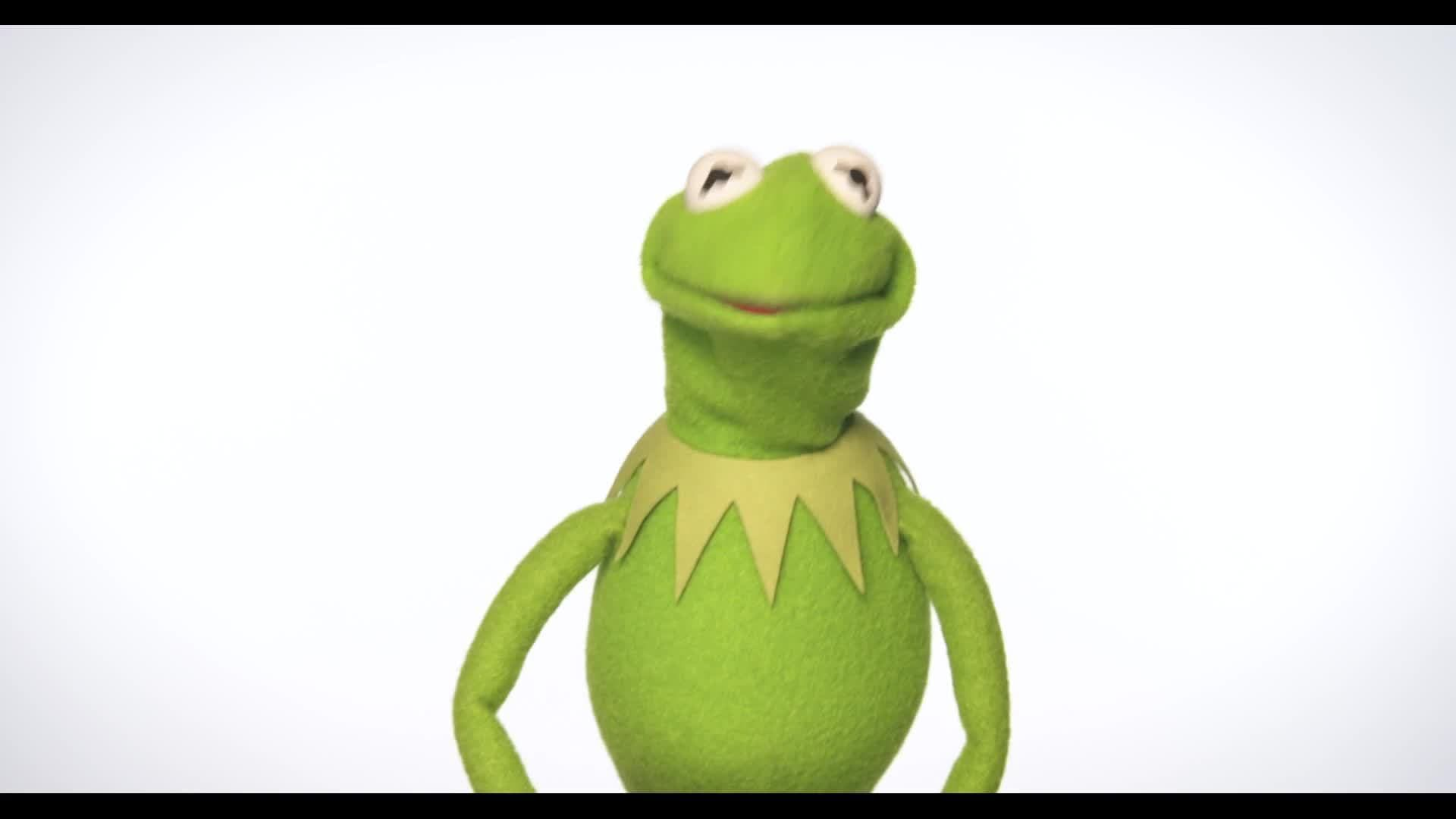 Merry Christmas From Kermit the Frog! | The Muppets | Disney Video