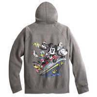Image of Mickey Mouse and Friends Hoodie for Adults - Disney Cruise Line # 2