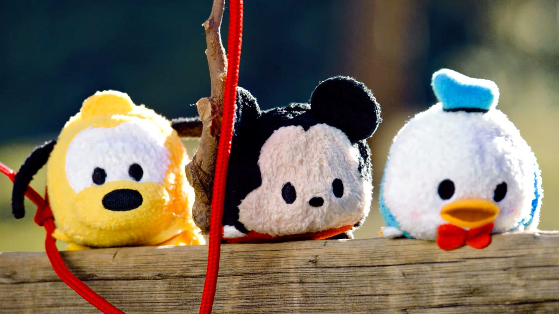 Mickey Mouse Plush Goes Fishing Tsum Tsum Kingdom Episode 4